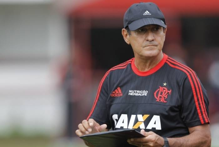 Muricy Ramalho treinou o Flamengo em 2016