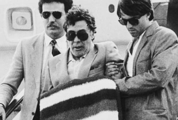 Mafioso italiano Tommaso Buscetta formou quadrilha no Brasil