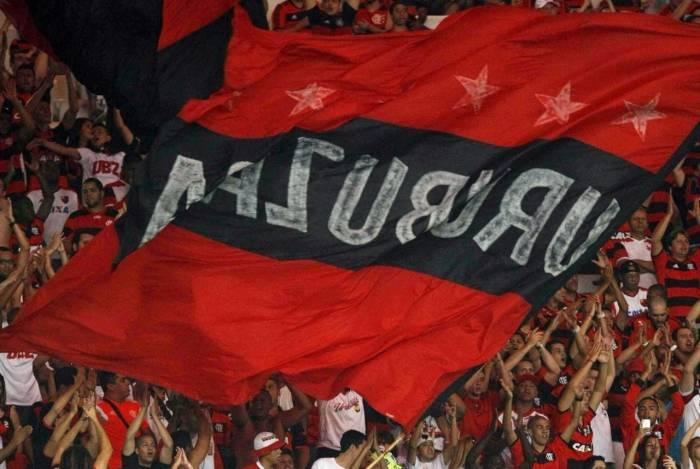 Maracanã está cheio para Flamengo e Santos