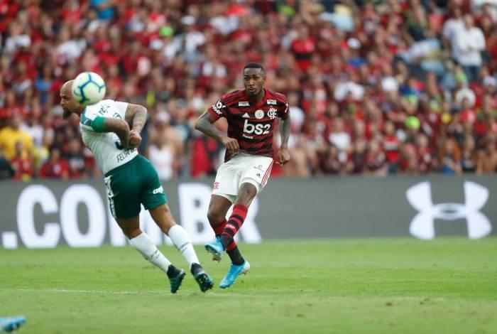 Flamengo e Palmeiras