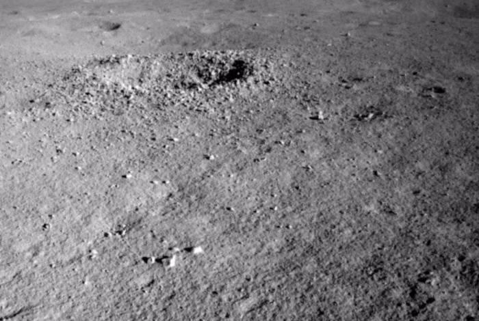 Chineses encontram substância misteriosa no lado oculto da Lua