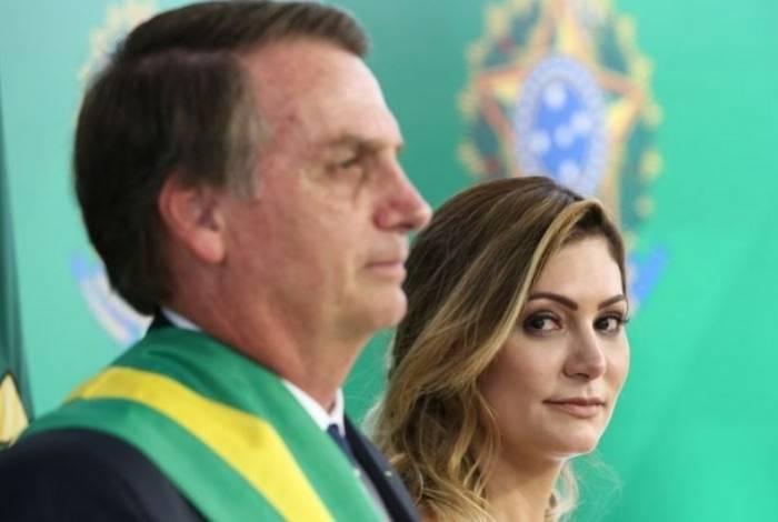 Bolsonaro comentou sobre passado criminoso de familiares de Michelle