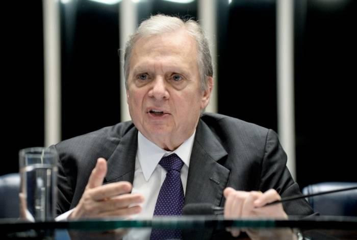 Relator da reforma da Previdência no Senado, Tasso Jereissati (PSDB-CE)