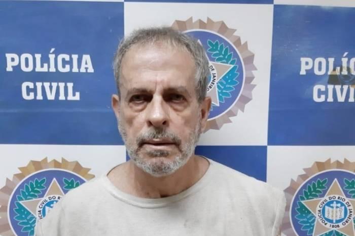 Sérgio Carbone Campos, de 64 anos, já havia mantido a vítima em cárcere privado