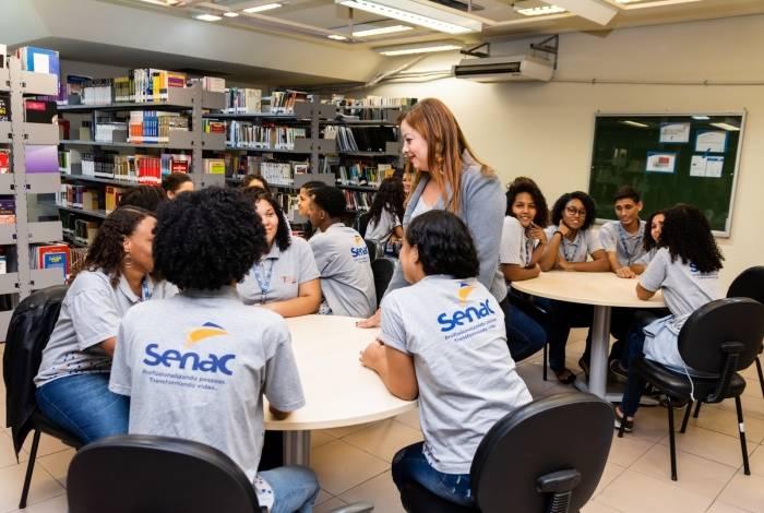 Jovem Aprendiz capacita mais de 10 mil jovens e atende cerca de 3.500 companhias por ano