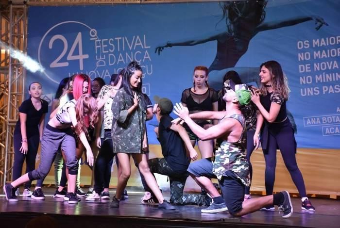 Top Shopping vai exibir espetáculos de balé, jazz e sapateado