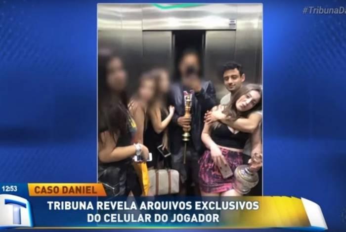 Vídeo mostra relação próxima de Allana Brittes e Daniel
