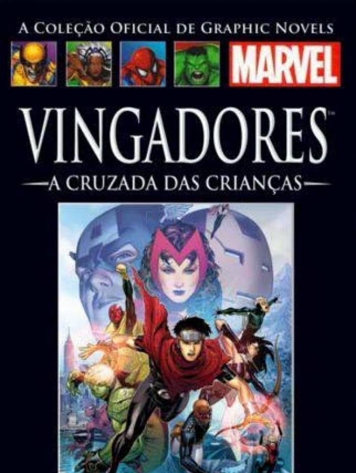 HQ faz parte de uma coleção da Marvel