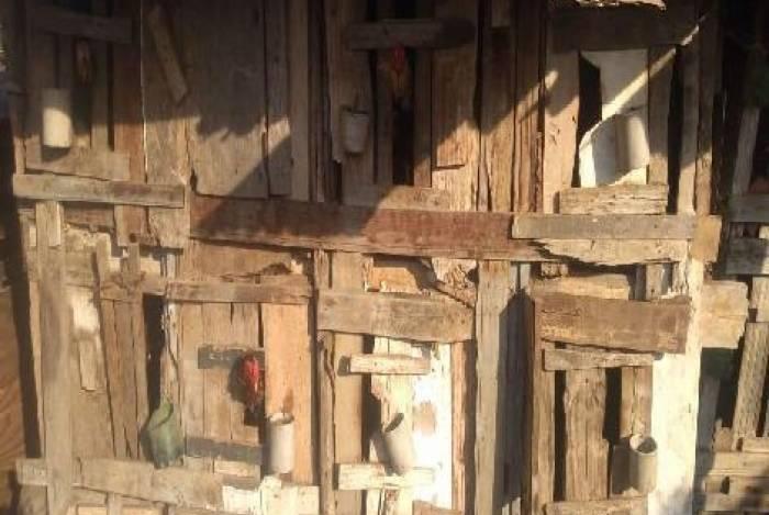 O local funcionava clandestinamente em Cabuçu, Nova Iguaçu