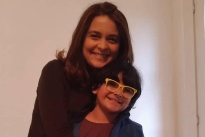 João Pedro Azevedo é o protagonista de 'Desalma', nova série da GloboPlay. Na trama, ele é filho da Claudia Abreu.
