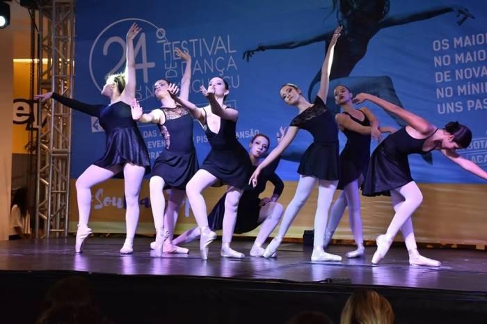 O evento terá apresentações diárias de balé, jazz e sapateado