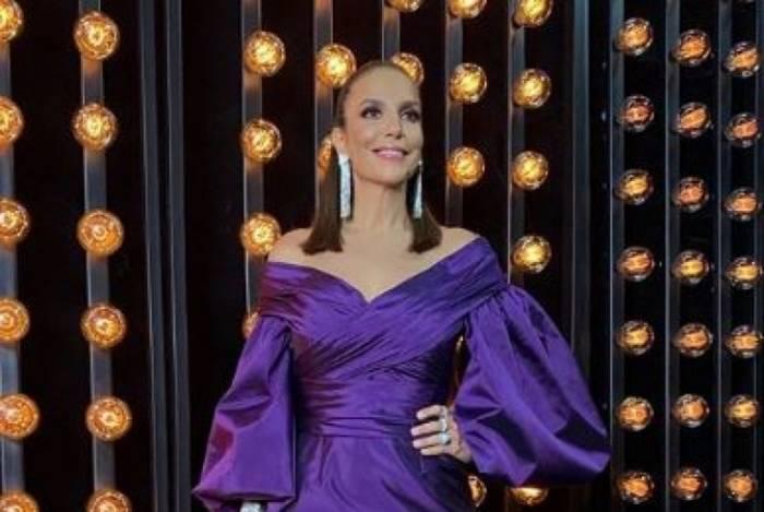 Ivete fez brincadeira sobre fantasia com marido e divertiu colegas no 'The Voice'