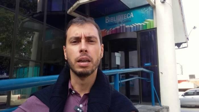 Sergian Vianna Cardozo é  professor e pesquisador do Programa de Pós-Graduação em Biomedicina Translacional da Unigranrio