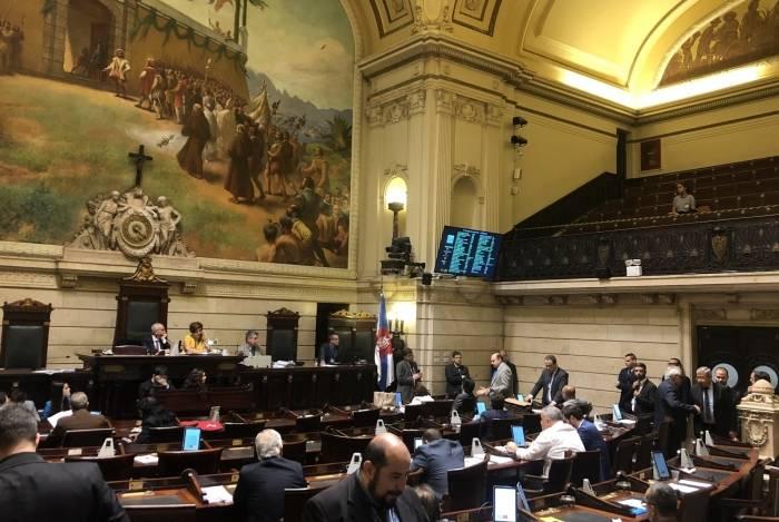 Câmara aprova em primeira discussão PLC das incorporações