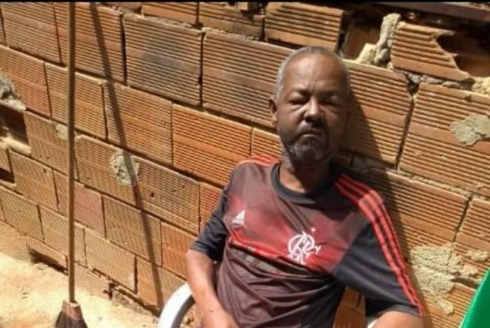 Jorge Nascimento de Oliveira estava com tuberculose e foi visto pela última vez no hospital