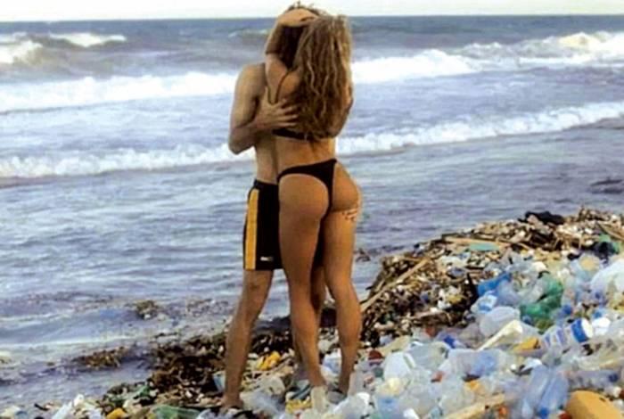 A cada visualização do vídeo, a produtora promete fazer uma doação para a ONG Ocean Polymers