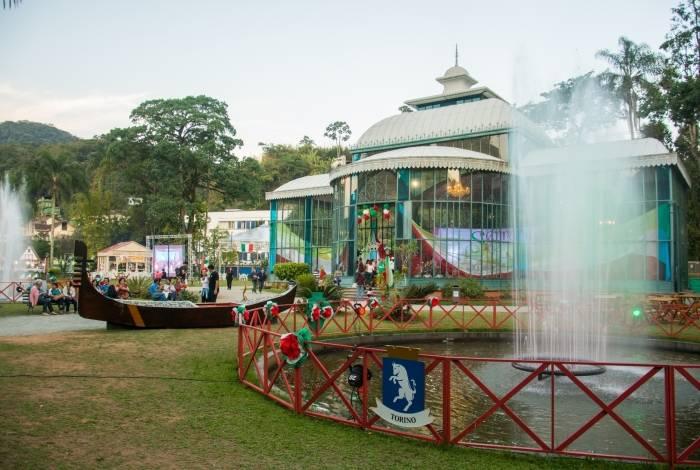 Palácio de Cristal será palco de mais um Serra Serata