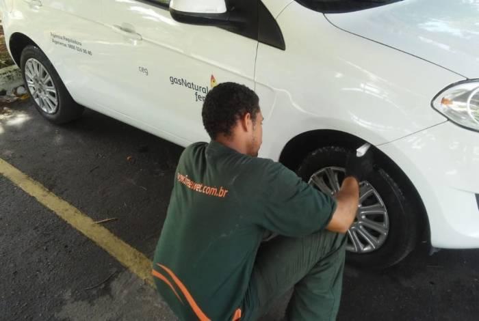 Modelo de microfranquia especializada em serviços automotivos atrai