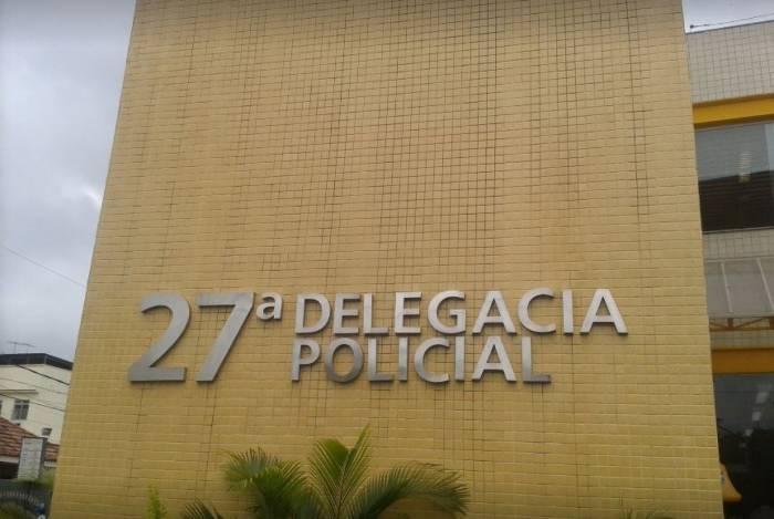 Ocorrência foi registrada na 27ªDP (Vicente de Carvalho)