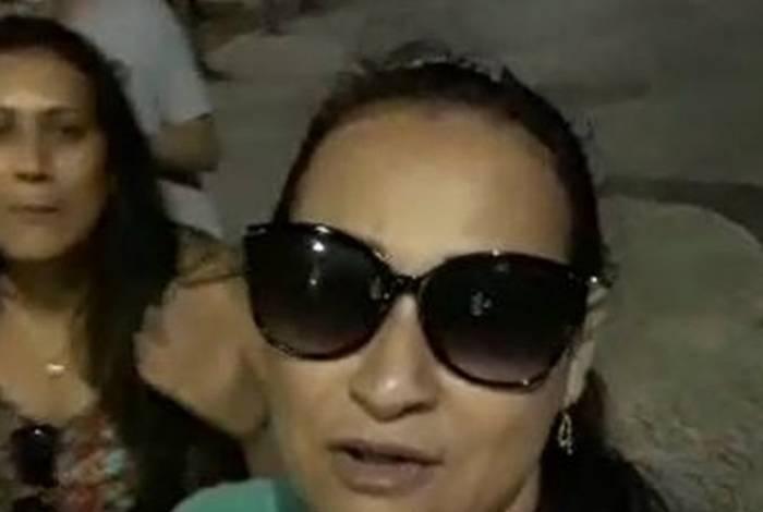 Turistas são assaltados enquanto faziam transmissão ao vivo no litoral paulista