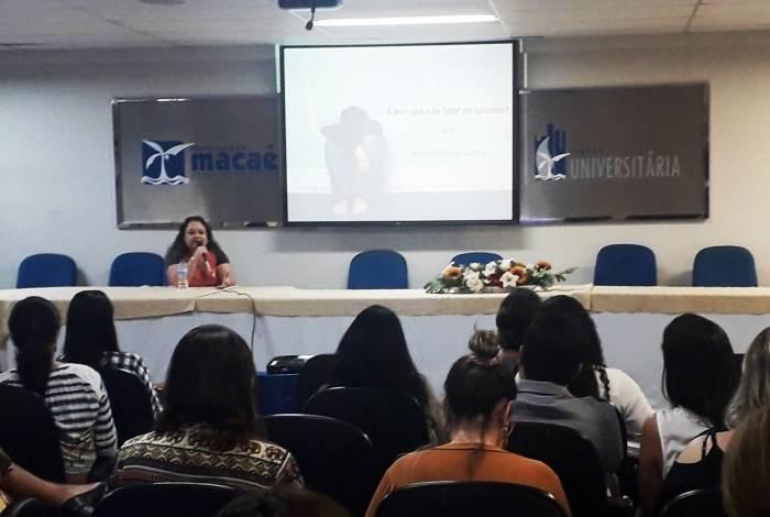 O 1º Fórum Intersetorial sobre Valorização da Vida e Prevenção ao Suicídio no Contexto Escolar discutiu novas abordagens e formas de enfrentamento do suicídio entre crianças e adolescentes