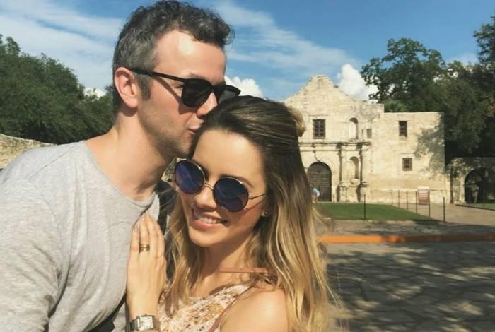 Sandy e Lucas Lima comemoram 11 anos de casados