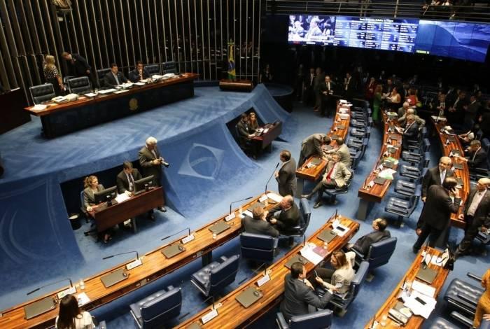 Para que seja aprovado e siga para promulgação, o projeto precisa alcançar o mínimo de 49 votos favoráveis no universo de 81 senadores