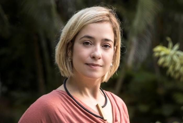 Lígia (Paloma Duarte) em Malhação - Toda Forma de Amar