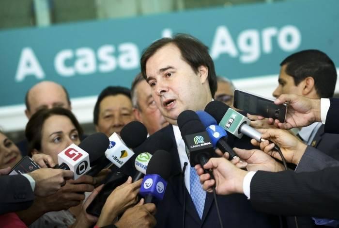 Rodrigo Maia tem sido aliado de pautas reformistas que cortam gastos