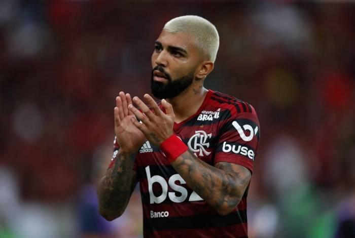 Contra o Santos, Gabigol marcou o gol que garantiu a vitória para o Flamengo