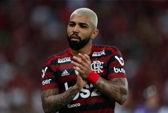 Resultado de imagem para Equipe da Alemanha entra na briga e pode atrapalhar permanência de Gabigol no Flamengo, afirma TV italiana