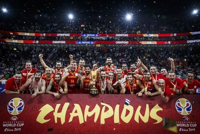 Espanha volta a conquistar o título do Mundial de basquete após 13 anos