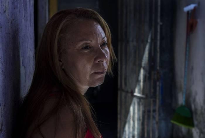 Lucineide da Silva Damasceno busca o filho desaparecido desde 2008