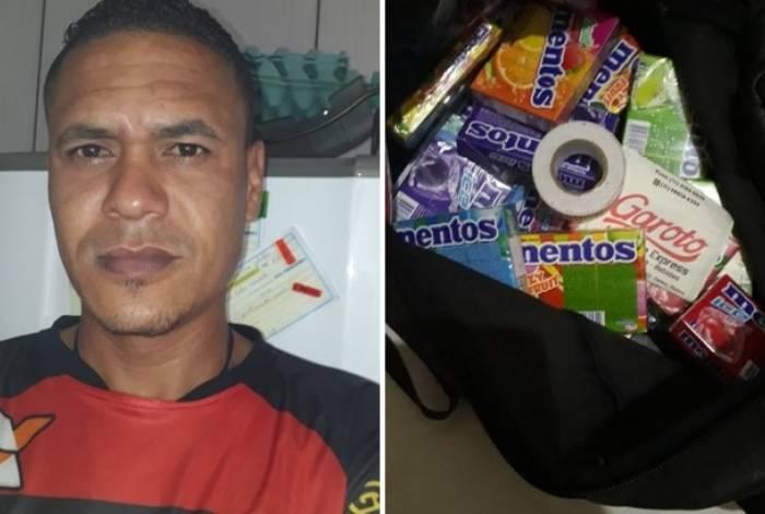 Vendedor de balas Rogério Xavier Salles ficou preso por três semanas mesmo após laudos o inocentarem