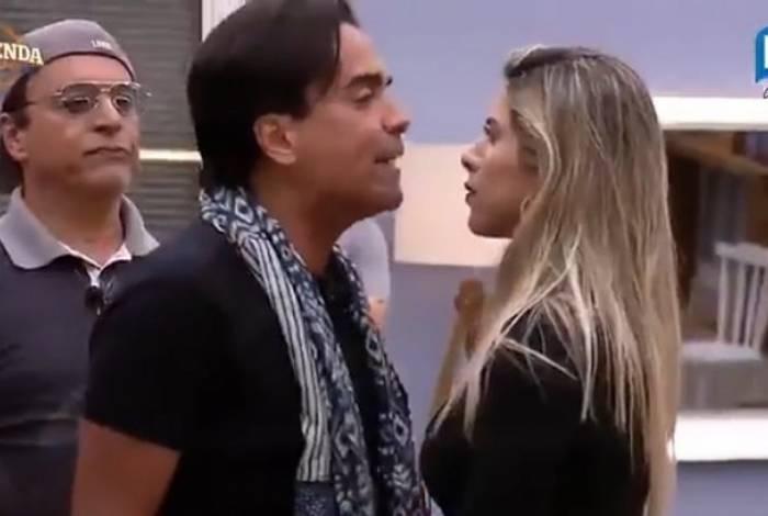 Fábio Arruda e Ana Paula Minerato
