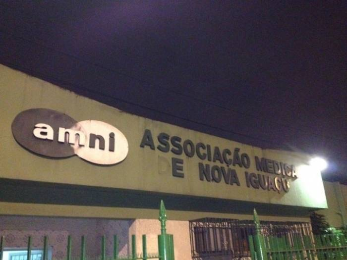 A palestra será no auditório da Associação Médica de Nova Iguaçu