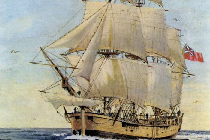 Pesquisadores podem ter encontrado histórico navio naufragado do Capitão Cook