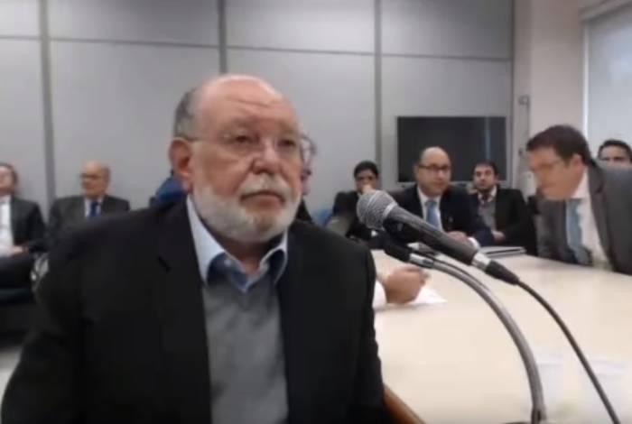 Ex-presidente da OAS, Leo Pinheiro