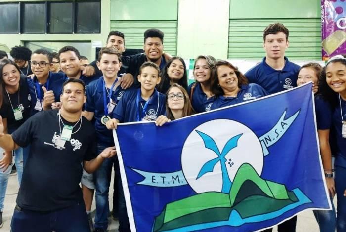 Os estudantes da rede municipal de Macaé vão disputar a etapa estadual da Olimpíada Brasileira de Robótica