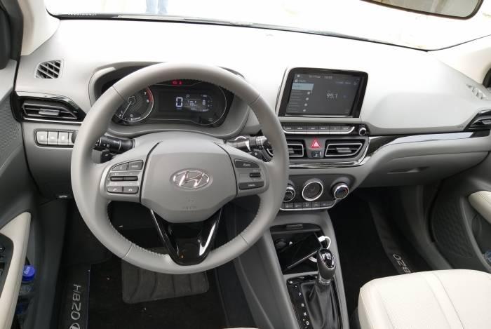 Novos Hyundai HB20 e HB20S