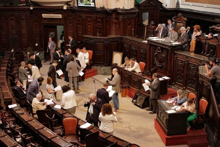 Deputados da Alerj que participarão da frente vão acompanhar o cumprimento das metas da recuperação fiscal