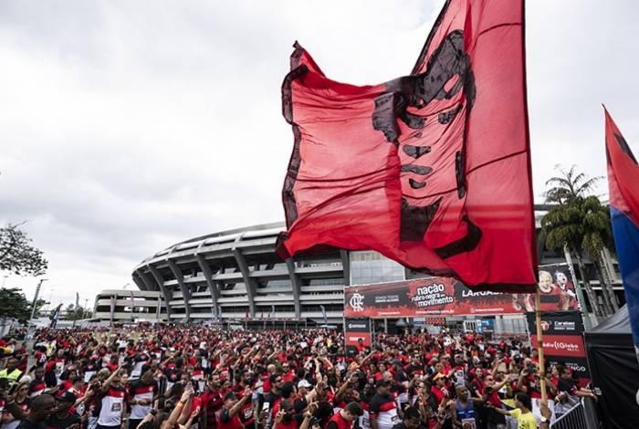Flamengo: evento no Maracanã