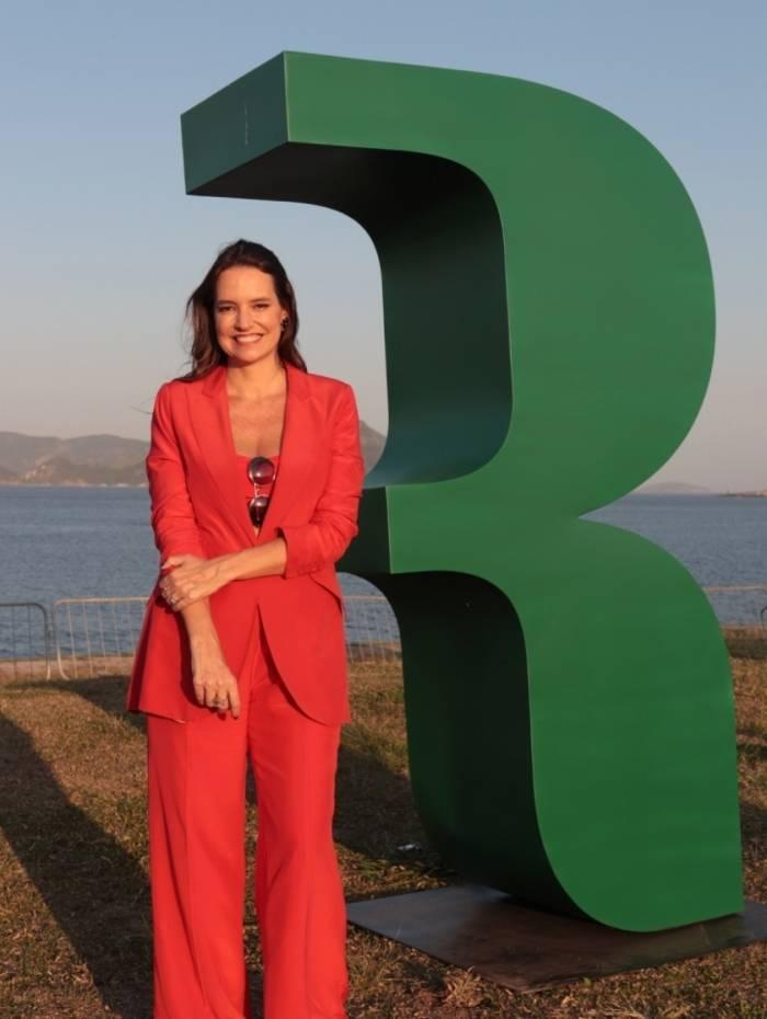 Brenda Valansi, presidente da ArtRio