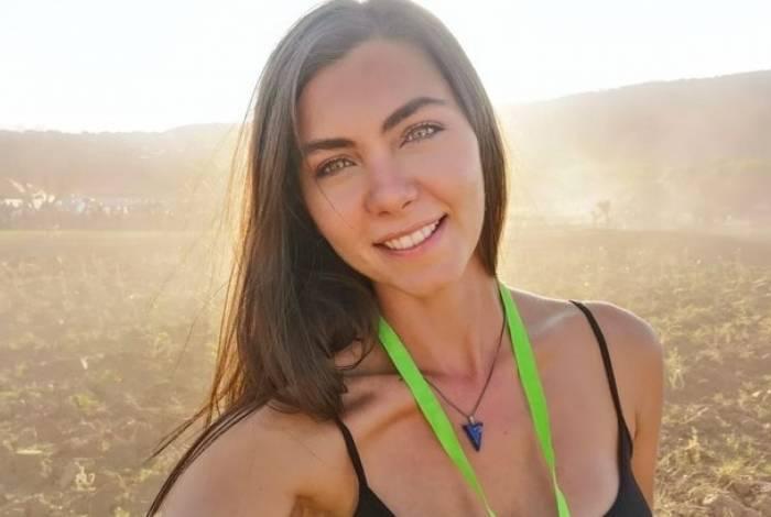 Leticia Datena, filha do apresentador da Band