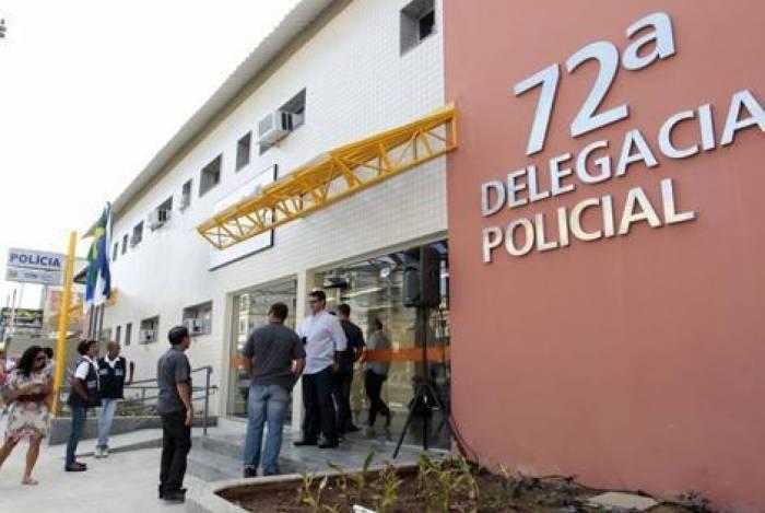 Caso é investigado pela 72ªDP (São Gonçalo)