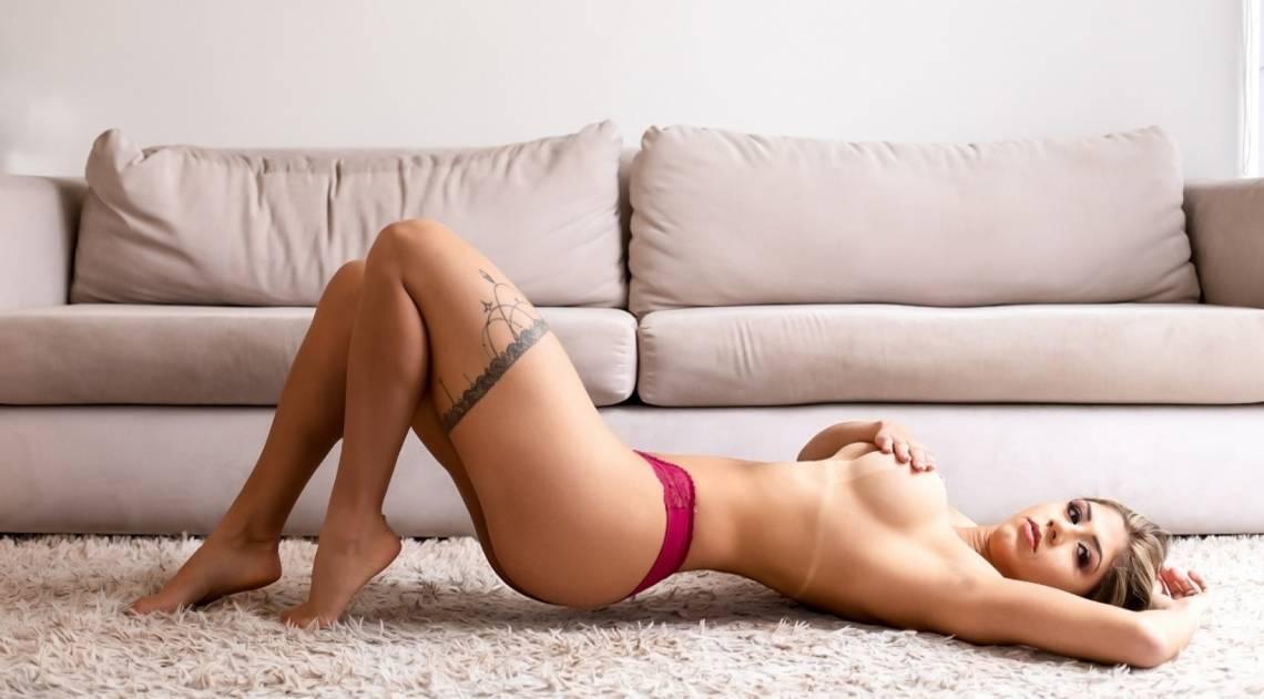Karina Balestrin, do Musa do Brasileirão