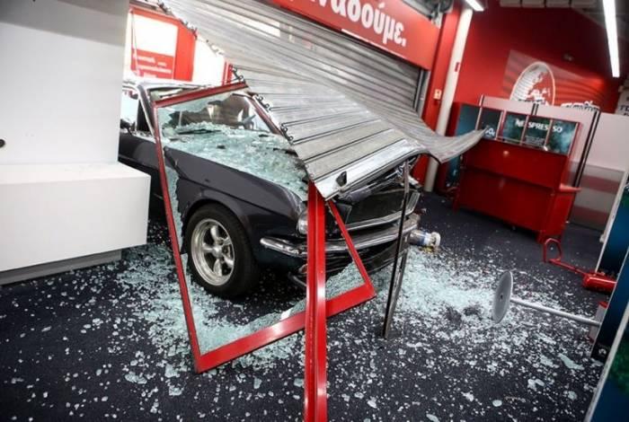 Preço do veículo clássico é infinitamente mais caro que o valor dos consoles roubados