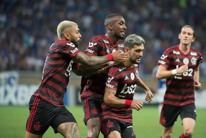 Flamengo venceu mais uma
