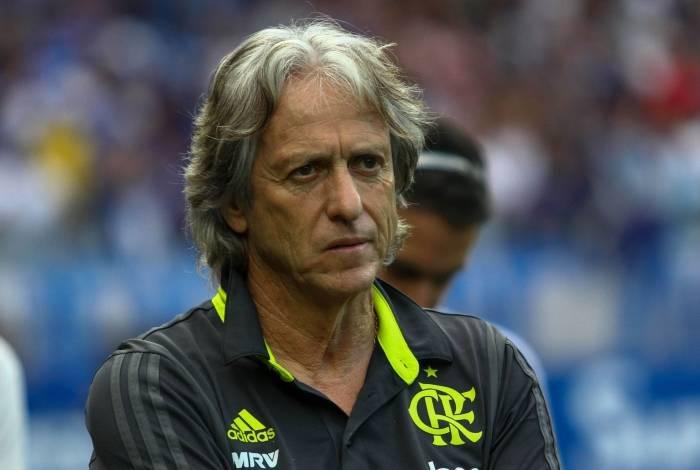 Jorge Jesus vem fazendo um ótimo trabalho no Flamengo, perto da conquista dos títulos do Brasileiro e da Copa Libertadores da América