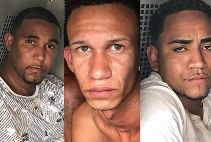 Traficantes foram presos pela PM no Curral das Éguas